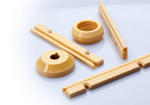 Wear parts for sheet metal forming