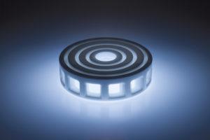 Rotor für Attritormühlen zur metallfreien Mahlung