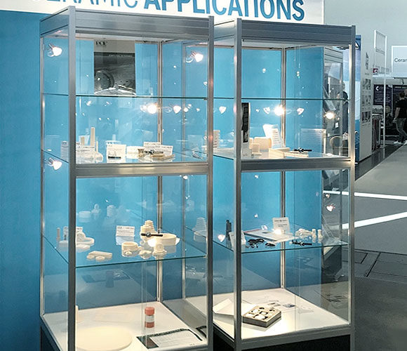 BCE at ceramitec 2018 in Munich